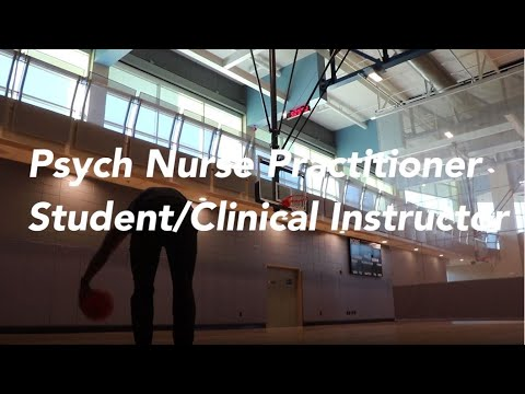 A Day In The Life (Vol. 3) - Psych Nurse Practitioner Student/Clinical Instructor