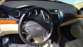 2009 Hyundai Sonata Limited SE for sale in NORTH HOLLYWOOD, CA