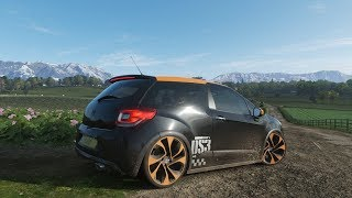 Forza Horizon 4 - 460HP CITROËN DS3 RACING - Test Drive - 1080p60FPS