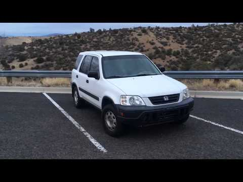 DIY cheap intake for the 1st gen Honda CR-V rd1. How to fit an Integra intake on a CR-V