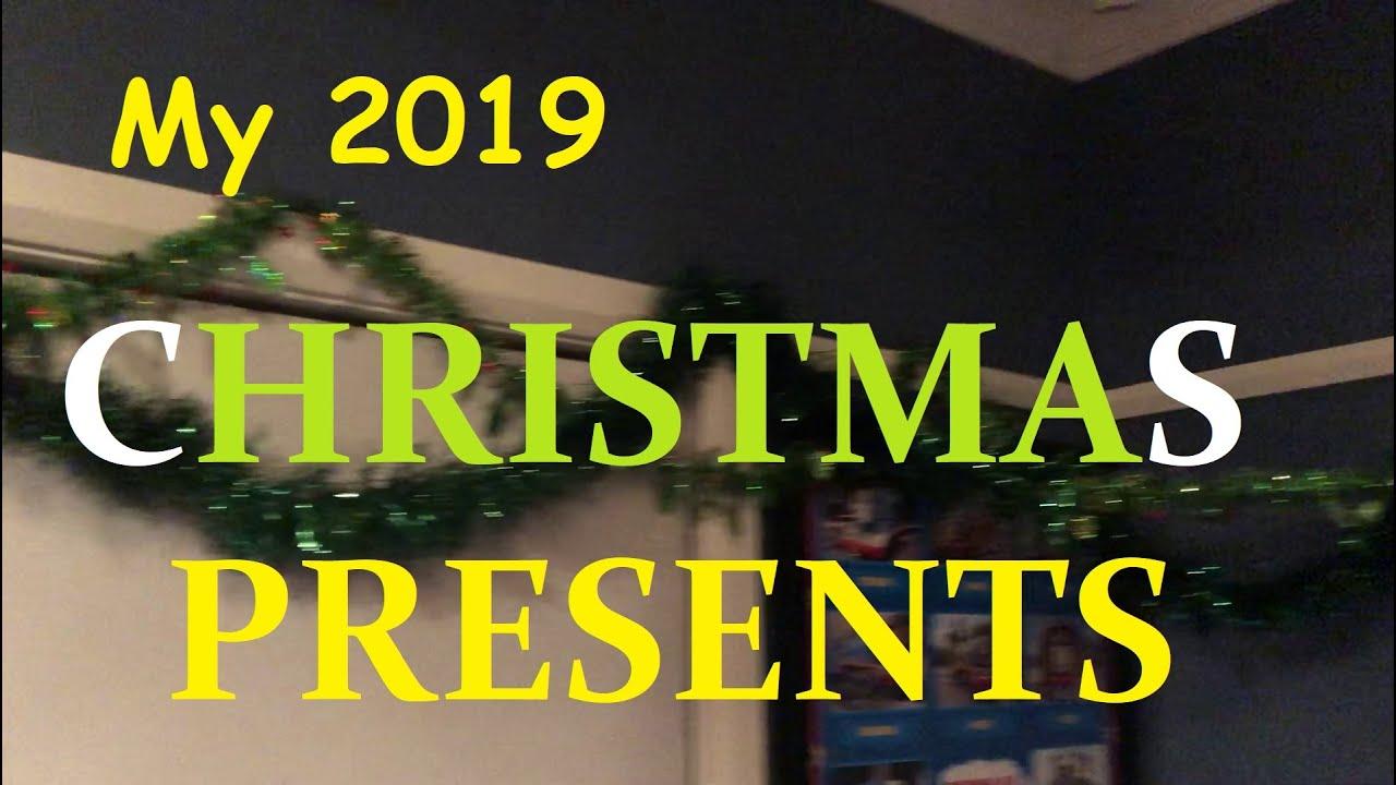 My 2019 Christmas Presents