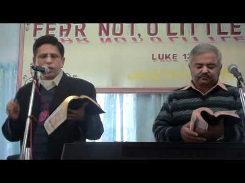 Holly convocation 2010- elshaddai kalimpong Bro Nevil part1