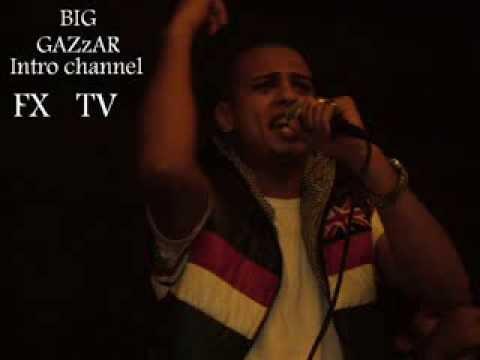 BIG GAZzAR Intro channel    FX   TV