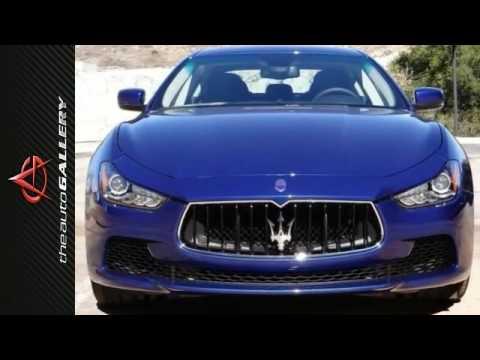 New 2016 Maserati Ghibli Van Nuys Los Angeles Ca Nqg175690 Youtube