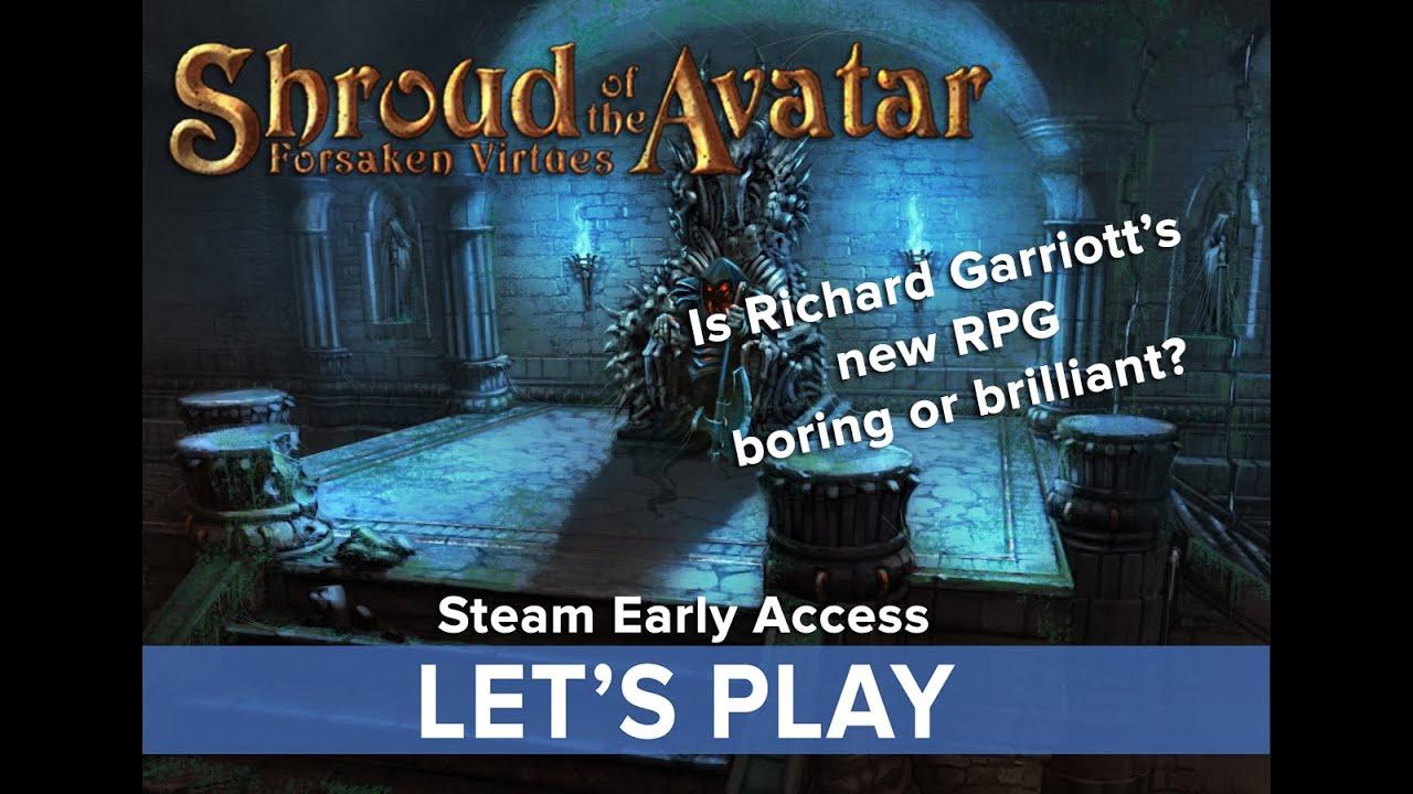 Will Richard Garriott's Lord British survive the night