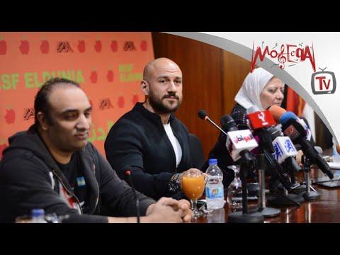 Ahmed Mekky - موقف كوميدي بين أحمد مكي و والدته .. انت مش ابني