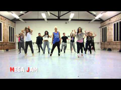 Scream and Shout william ft Britney Spears choreography  Jasmine Meakin Mega Jam