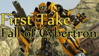 Transformers: Fall of Cybertron - Gameplay - Bumblebee & Multiplayer First Take [HD] (X360/PS3/PC)
