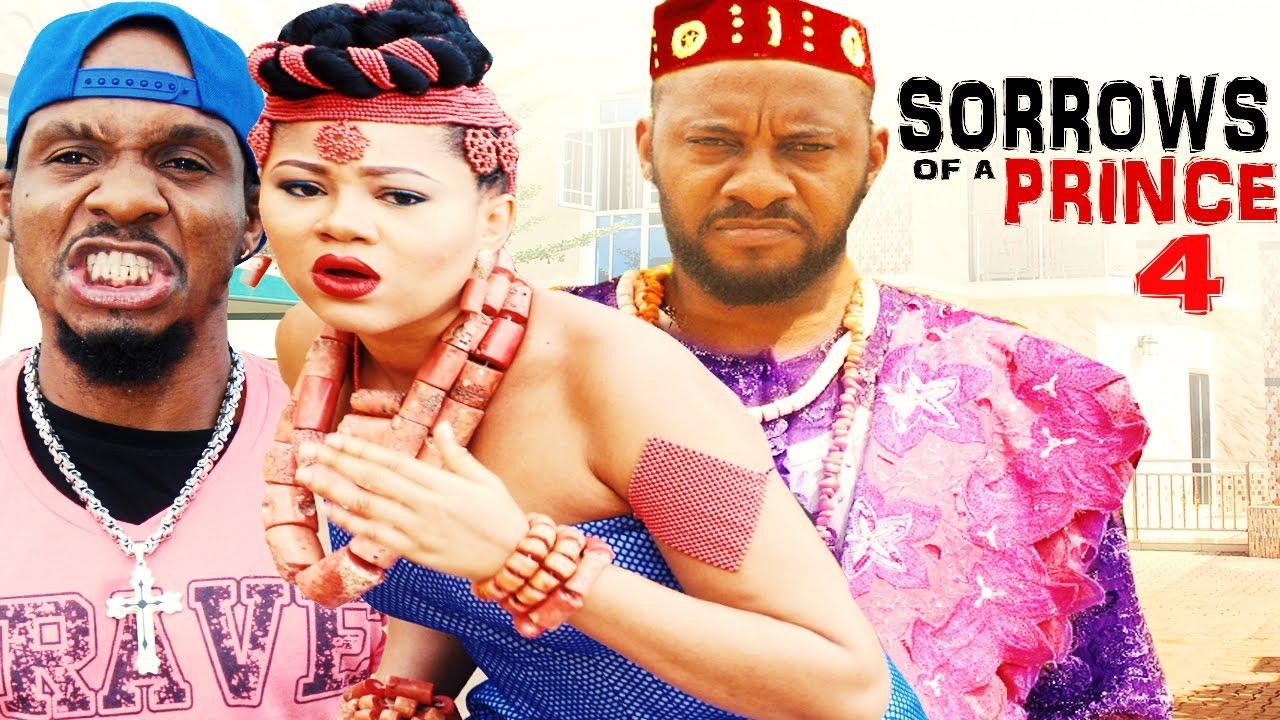 Download Sorrows Of A Prince Season 4  - Latest  2016 Nigerian Nollywood Movie