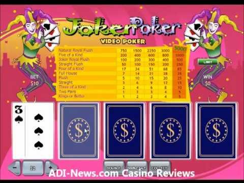 Las Vegas Casino Games Online