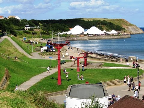 North Yorkshire Coastal Walk - Scarborough-Scalby Mills to C