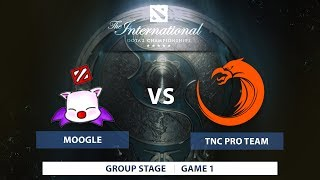 Moogle vsTNC | Group Stage | The International 7 | SEA Qualifiers | Philippine Coverage