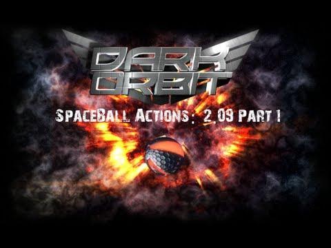 Darkorbit - SpaceBall Actions 2.09.2012 Part 1 [GLOBAL EUROPA 7]
