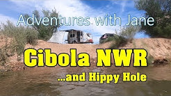 Adventures with Jane - Cibola NWR and Hippy Hole