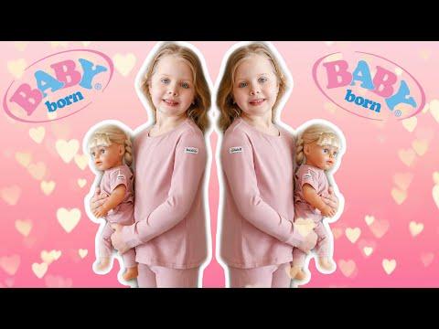 Кукла Беби бон сестричка  Подарок Стефании после соревнования по гимнастике