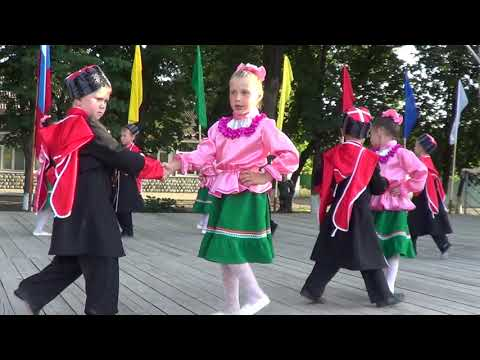 Дети казачата Детский сад Чебурашка г. Новоалександровск