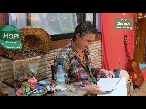 Pete Doherty  Hope Rehab Thailand