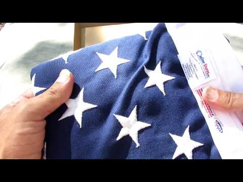 Valley Forge American Flags