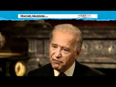 Rachel Maddow- Vice President Biden on the GOPs hard right turn
