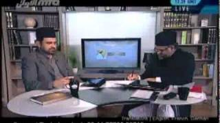 Caller wants to know about Masih Maoud and Ahmadiyya Muslim Jamaat.flv
