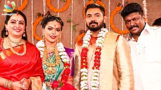 Rajini, Suriya & Jyothika Attend Keerthana Parthiban's Wedding | Marriage Video