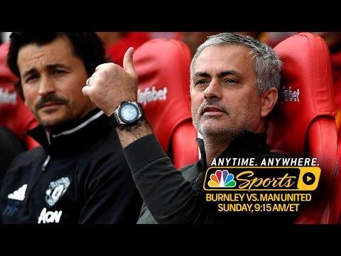Premier League Preview: Burnley vs. Man United