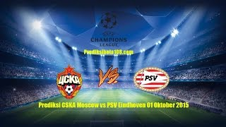 Video Gol Pertandingan CSKA Moscow vs PSV Eindhoven
