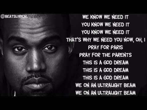 Music video Kanye West - Ultralight Beam