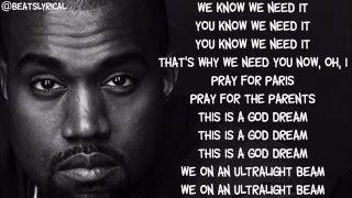 Kanye West - Ultralight Beam ft. Chance the Rapper LYRICS (HQ)