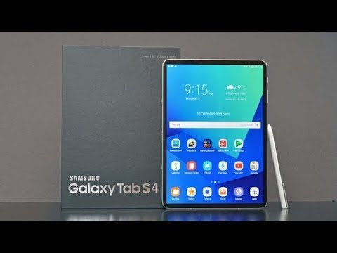Samsung Galaxy Tab S4: CONFIRMED!
