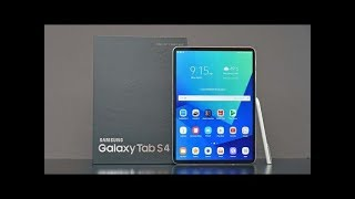Samsung Galaxy Tab S4: CONFIRMED!