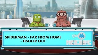 Spider-Man - Far From Home | Trailer Out | 9XM Newsic | Bade | Chote