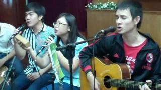 Đến Với Giê-xu (Lê Anh Đông) - Remixed by TMG Youth Music Band
