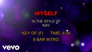 NAV - Myself (Karaoke) Video