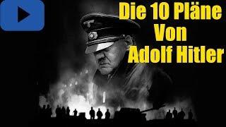 10 Pläne, die Hitler in Bewegung gesetzt hätte, wenn die Nazis gewonnen hätten -BrosTV