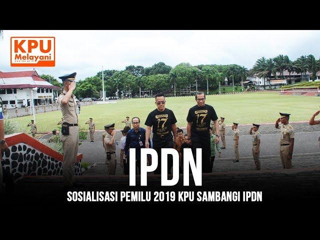 KPU GOES TO IPDN