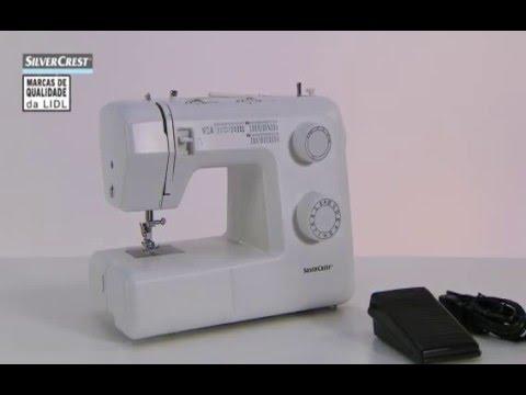 Máquina de costura | Lidl - YouTube