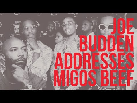 Joe Budden addresses Migos/Yachty Beef