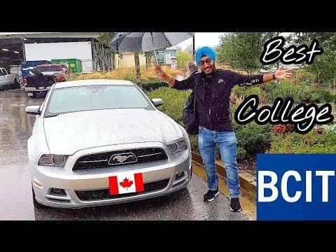 Best College In British Columbia - BCIT, CANADA !!