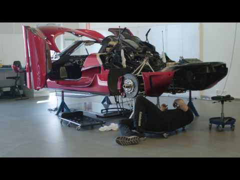How Do You Crash Test A $2 Million Car? -- /INSIDE KOENIGSEGG