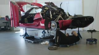 How Do You Crash Test A $2 million Car? -- /INSIDE KOENIGSEGG