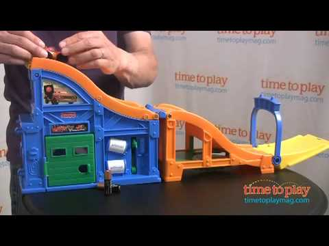 Cars 2 Racing Rivalry Track From Fisher-Price