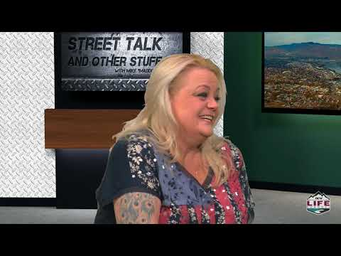 Street Talk & Other Stuff- Deidre Galloway