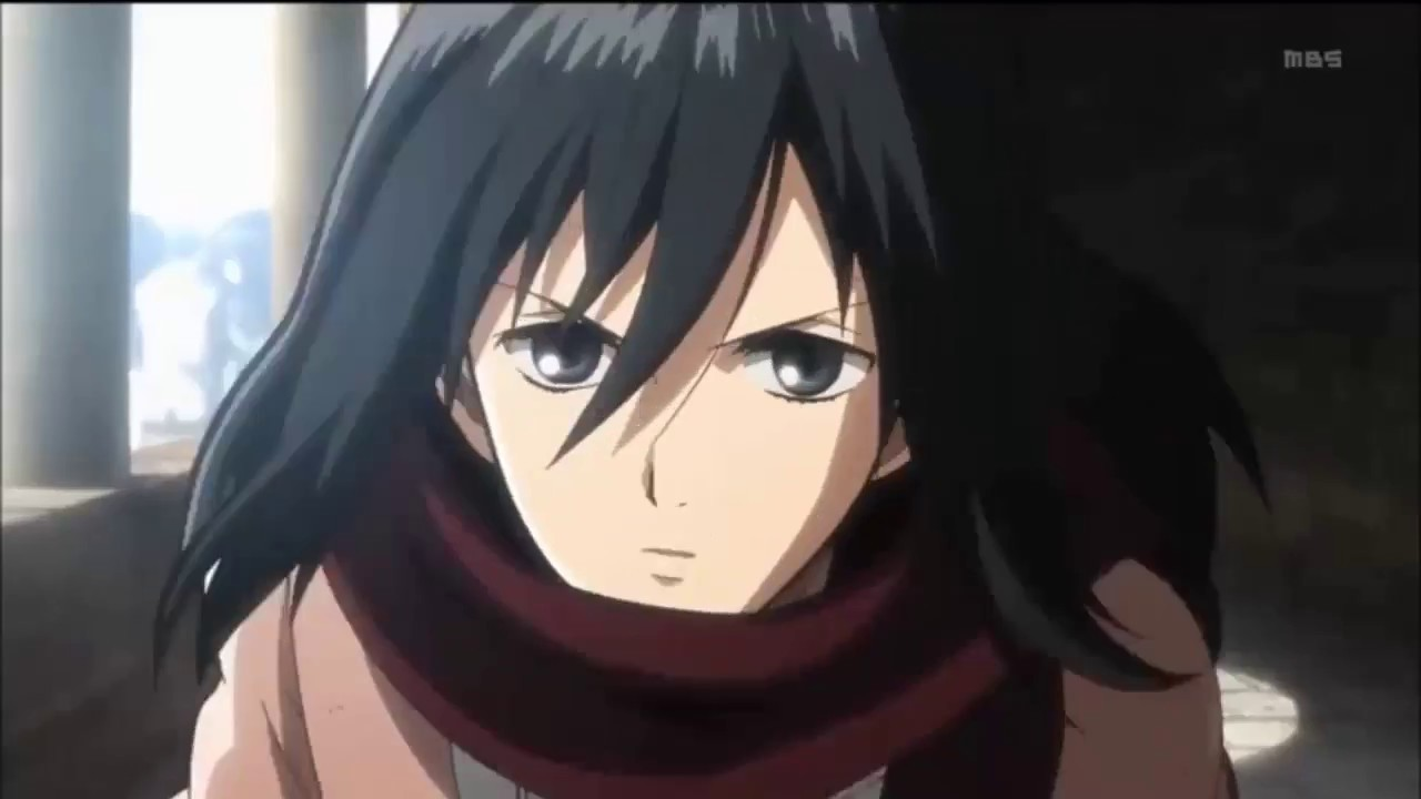 Mikasa........ I love Emilia - YouTube