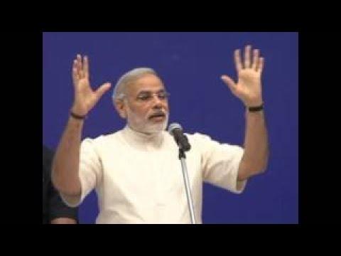 Narendra Modi for the main center for tourism development