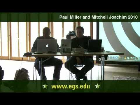 Paul Miller and Mitchell Joachim. Pattern Recognition and Structures of Information. 2010.