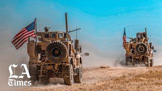 Trump orders U.S. troops to leave northern Syria