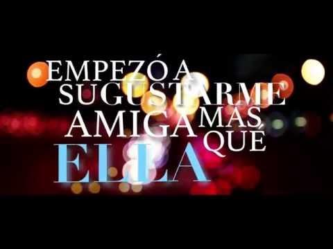 Justin Quiles-La Amiga [Lyric Video]
