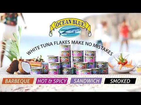 OCEAN BLUE TUNA IS NOW AVAILALBE IN 4 NEW FLAVOURS
