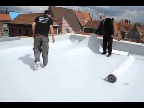 pbt tanch it r novation et membranes pvc piscines terrasses toitures en wallonie youtube. Black Bedroom Furniture Sets. Home Design Ideas